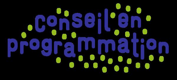 Logo page conseil en programmation